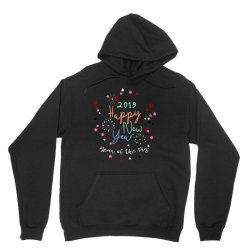 2019 happy new year eve's party celebration Unisex Hoodie | Artistshot