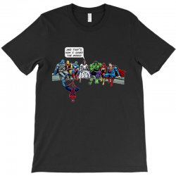 and that's how i saved the world T-Shirt | Artistshot