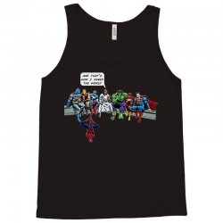 and that's how i saved the world Tank Top | Artistshot