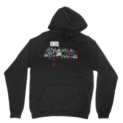 and that's how i saved the world Unisex Hoodie | Artistshot