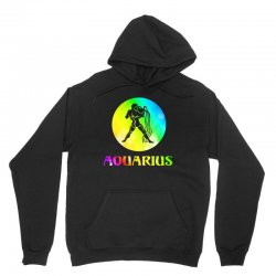 aquarius astrological sign Unisex Hoodie | Artistshot