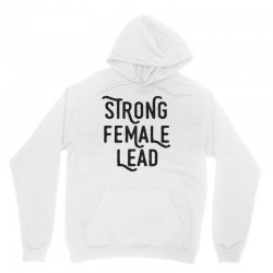 strong female lead for light Unisex Hoodie | Artistshot