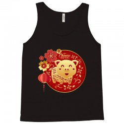 happy chinese new year Tank Top | Artistshot