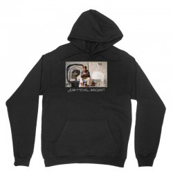 jean michel basquiat for dark Unisex Hoodie | Artistshot