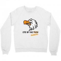eye of the seagull for light Crewneck Sweatshirt | Artistshot