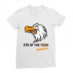 eye of the seagull for light Ladies Fitted T-Shirt | Artistshot