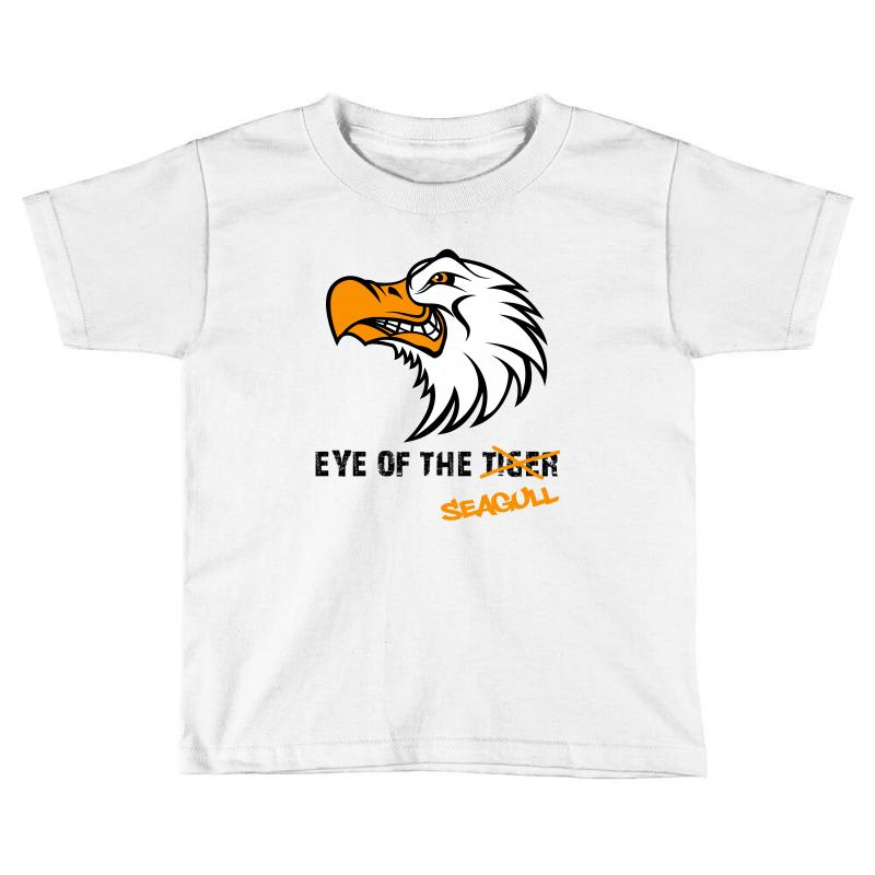 Eye Of The Seagull For Light Toddler T-shirt | Artistshot
