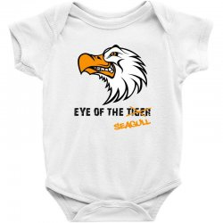 eye of the seagull for light Baby Bodysuit | Artistshot