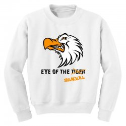 eye of the seagull for light Youth Sweatshirt | Artistshot