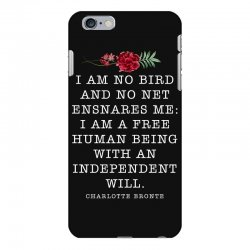 charlotte bronte for dark iPhone 6 Plus/6s Plus Case | Artistshot