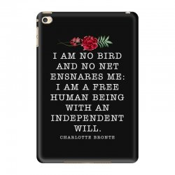 charlotte bronte for dark iPad Mini 4 Case | Artistshot