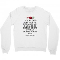 charlotte bronte for light Crewneck Sweatshirt | Artistshot