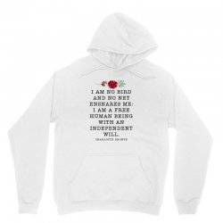 charlotte bronte for light Unisex Hoodie | Artistshot