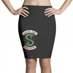 south side serpents riverdale Pencil Skirts | Artistshot