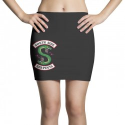 south side serpents riverdale Mini Skirts | Artistshot