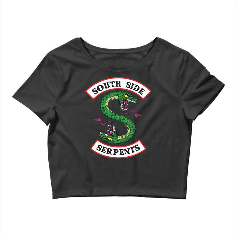 South Side Serpents Riverdale Crop Top | Artistshot