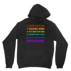 stand up for science Unisex Hoodie | Artistshot