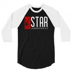 star labs red 3/4 Sleeve Shirt | Artistshot