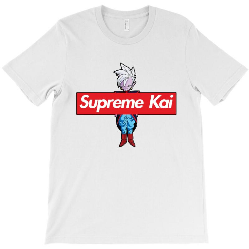 57b1ea134076 Custom Supreme Kai T-shirt By Blqs Apparel - Artistshot