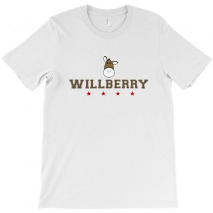 Willberry T-shirt Designed By Blqs Apparel