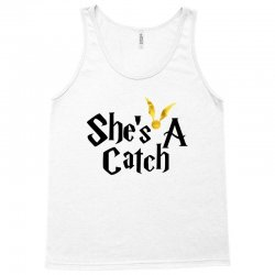 she is a catch for white Tank Top | Artistshot