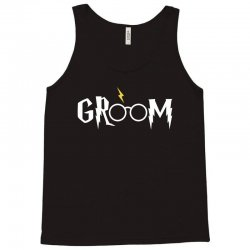 groom for dark Tank Top | Artistshot