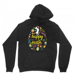 happy easter day egg Unisex Hoodie | Artistshot