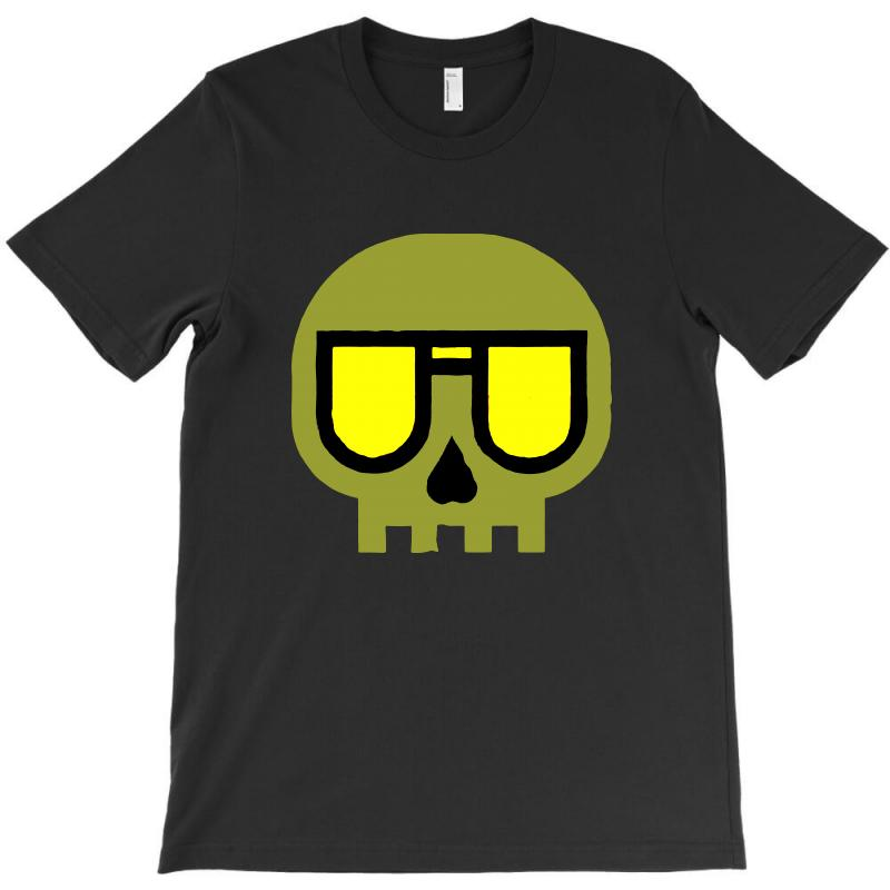 Sunset Skull T-shirt | Artistshot