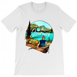 the journey T-Shirt | Artistshot