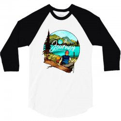 the journey 3/4 Sleeve Shirt | Artistshot