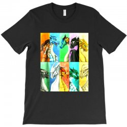 wings of fire all dragon T-Shirt | Artistshot