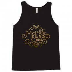 the midwest usa Tank Top | Artistshot