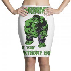 Custom Hulk Mommy Of The Birthday Boy Ladies Fitted T-shirt By Omer ... d6762dc58a0f