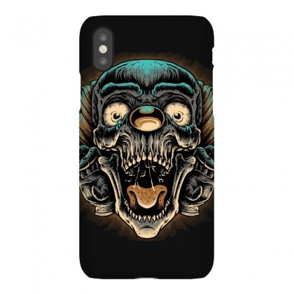 Scary Clown Iphonex Case Designed By Quilimo