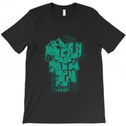 the mountain is calling i must T-Shirt | Artistshot