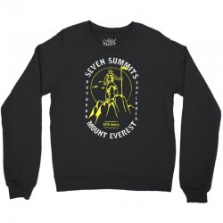 the summit Crewneck Sweatshirt | Artistshot