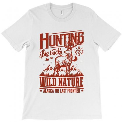 Wild Nature T-shirt Designed By Ninabobo