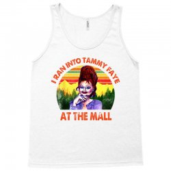 i ran into tammy faye at the mall vintage Tank Top | Artistshot