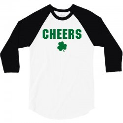 cheers 3/4 Sleeve Shirt | Artistshot