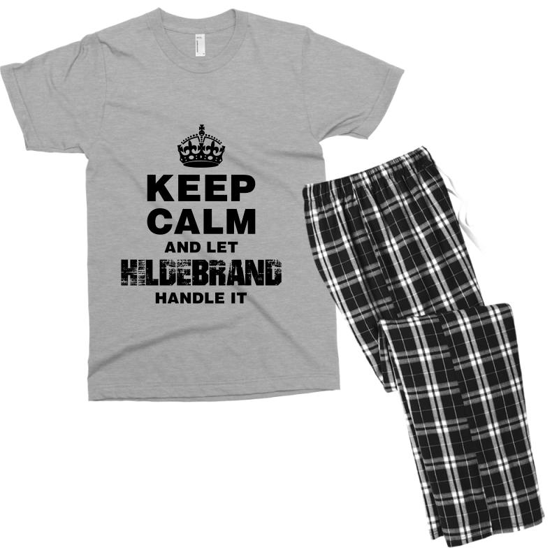 Hildebrand For Light Men's T-shirt Pajama Set | Artistshot