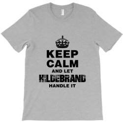 hildebrand for light T-Shirt | Artistshot
