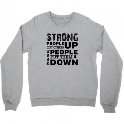 anti bullying stand up for light Crewneck Sweatshirt | Artistshot