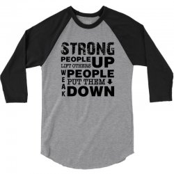 anti bullying stand up for light 3/4 Sleeve Shirt | Artistshot