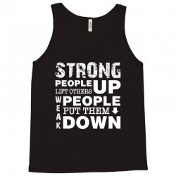 anti bullying stand up for dark Tank Top   Artistshot
