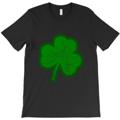 St Patricks Day T-shirt Designed By Nurbetulk