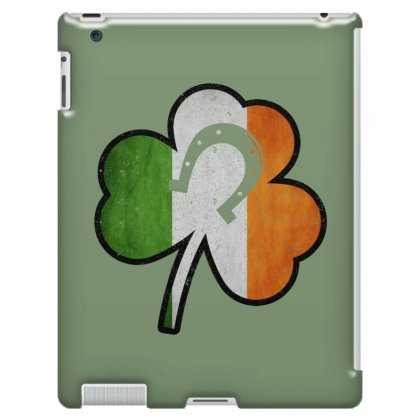 St Patricks Day Luck Ipad 3 And 4 Case Designed By Nurbetulk