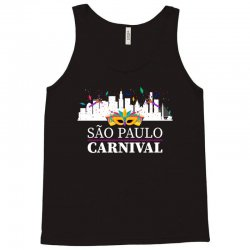 sao paulo carnival for dark Tank Top | Artistshot