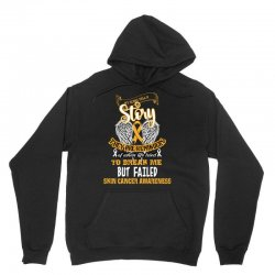 my scars tell a story they are reminders Unisex Hoodie | Artistshot