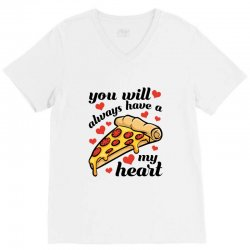 you will always have a my heart for light V-Neck Tee | Artistshot