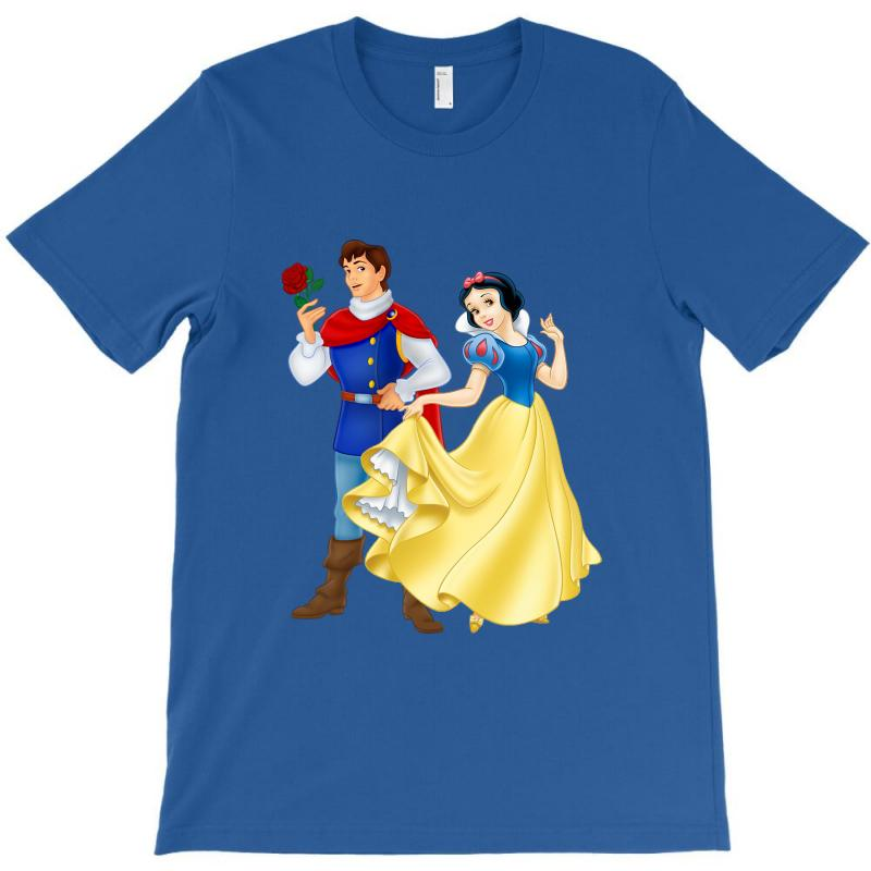 Snow White And Prince T-shirt   Artistshot